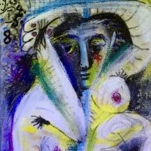 Picasso-Croquis